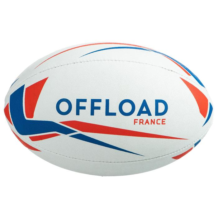 Ballon de rugby supporter Coupe du Monde 2019 France Taille 5