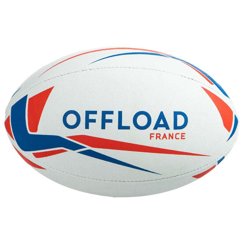 BOLAS / ACESSÓRIOS RUGBY Rugby - Bola de Rugby RWC19 França T5 OFFLOAD - Rugby