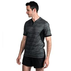 Camiseta Rugby Reversible Offload R500 hombre caqui