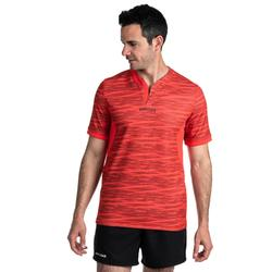 Camiseta Rugby Reversible Offload R500 hombre rojo
