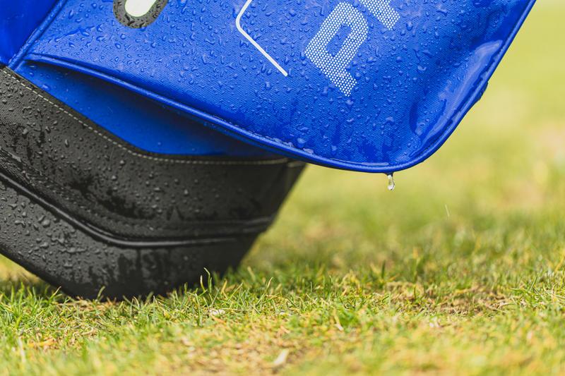 Golf Bag Waterproof Blue Yellow