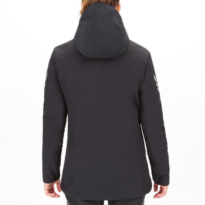 Softshell jas voor wedstrijdzeilen dames
