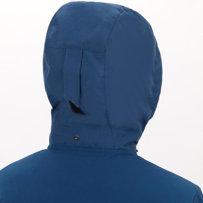 Softshell de régate femme Bleu foncé