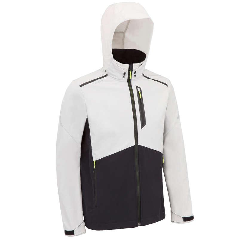 Férfi regatta pulóver, aláöltözet Vitorlázás, hajózás, dingi - Férfi Softshell felső Race  TRIBORD - Férfi vitorlás ruházat, cipő