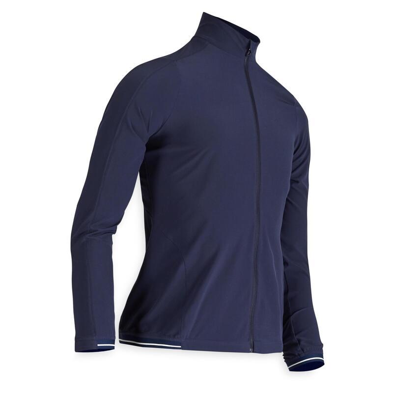 Golfjas dames | dames windjack | waterafstotend | stretch | blauw