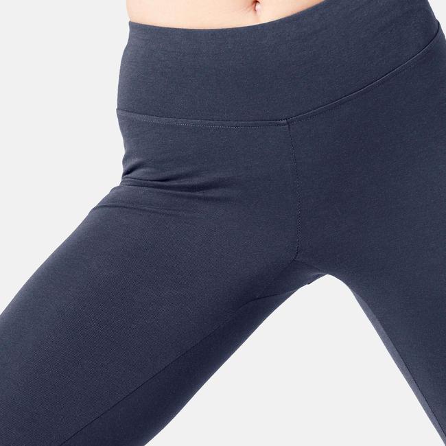 Women's Slim Fitness Leggings 510 - Blue/Pink