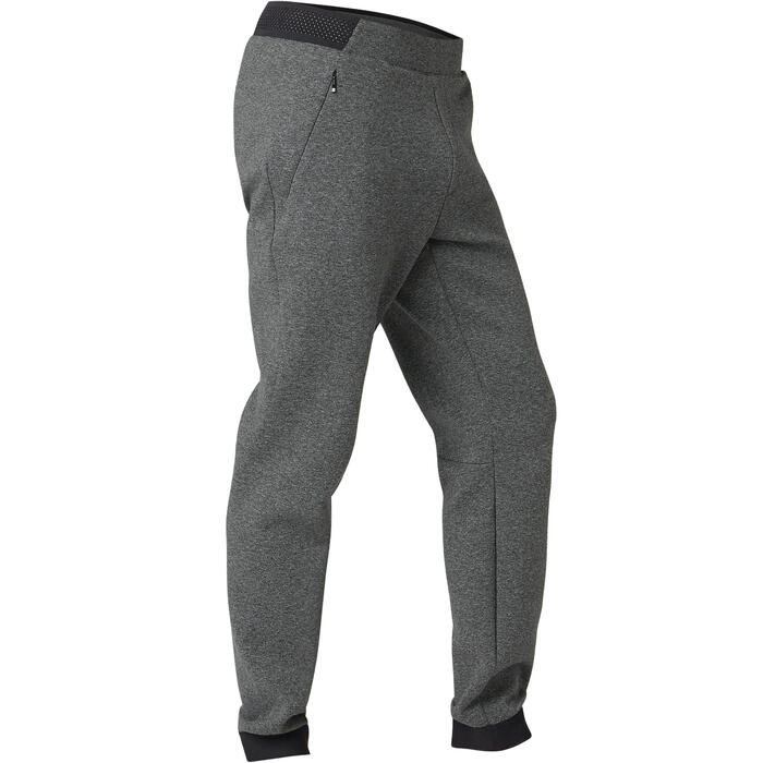 Pantalon 530 spacer slim Pilates Gym douce homme gris