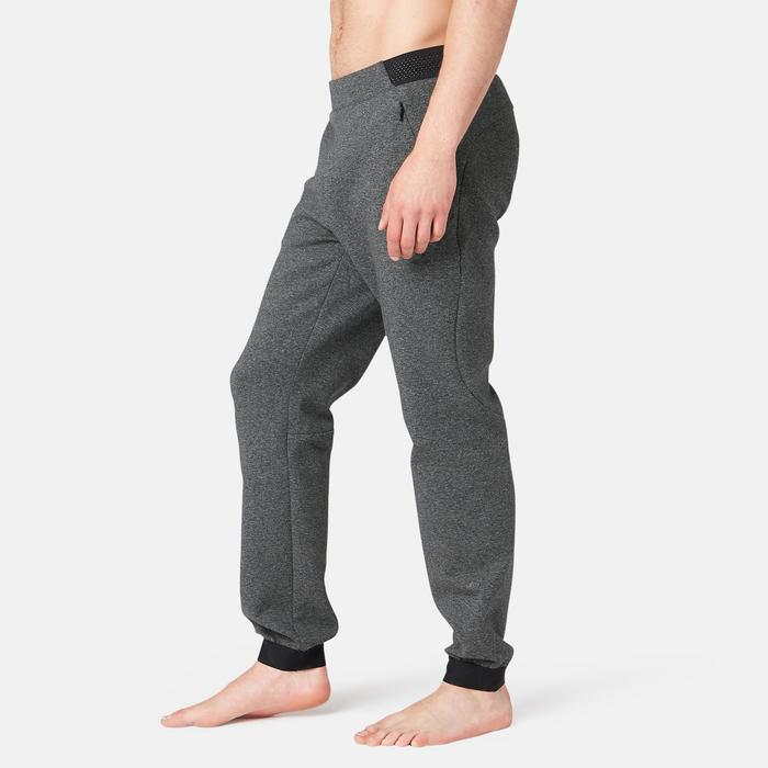 Pantalon de jogging homme slim 530 Spacer gris