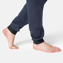 Joggingbroek voor heren 530 slim fit spacer blauw