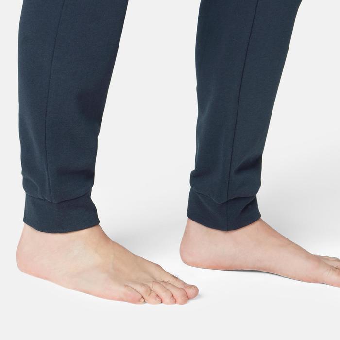 Pantalon de jogging homme 100 bleu