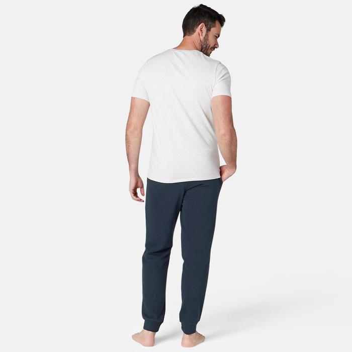 Pantalon de Jogging 100 Homme Bleu Foncé