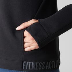 Veste 520 spacer Pilates Gym douce femme noir