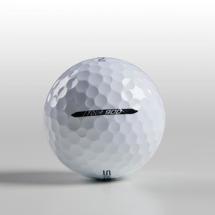 Tour 900 Golf Ball x12 - White