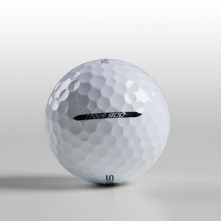 Tour 900 Golf Ball x12 - White