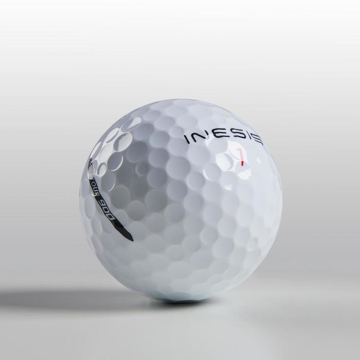 高爾夫球Tour 900 (12入)-白色