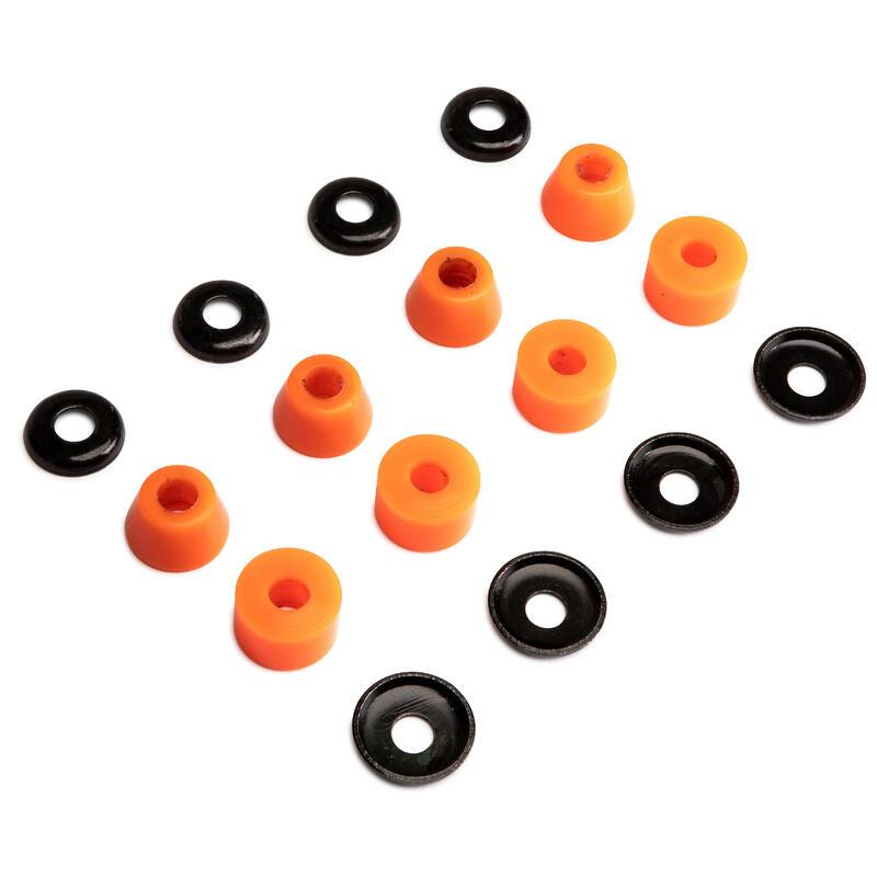 Bushings longboard 500 92a oranje