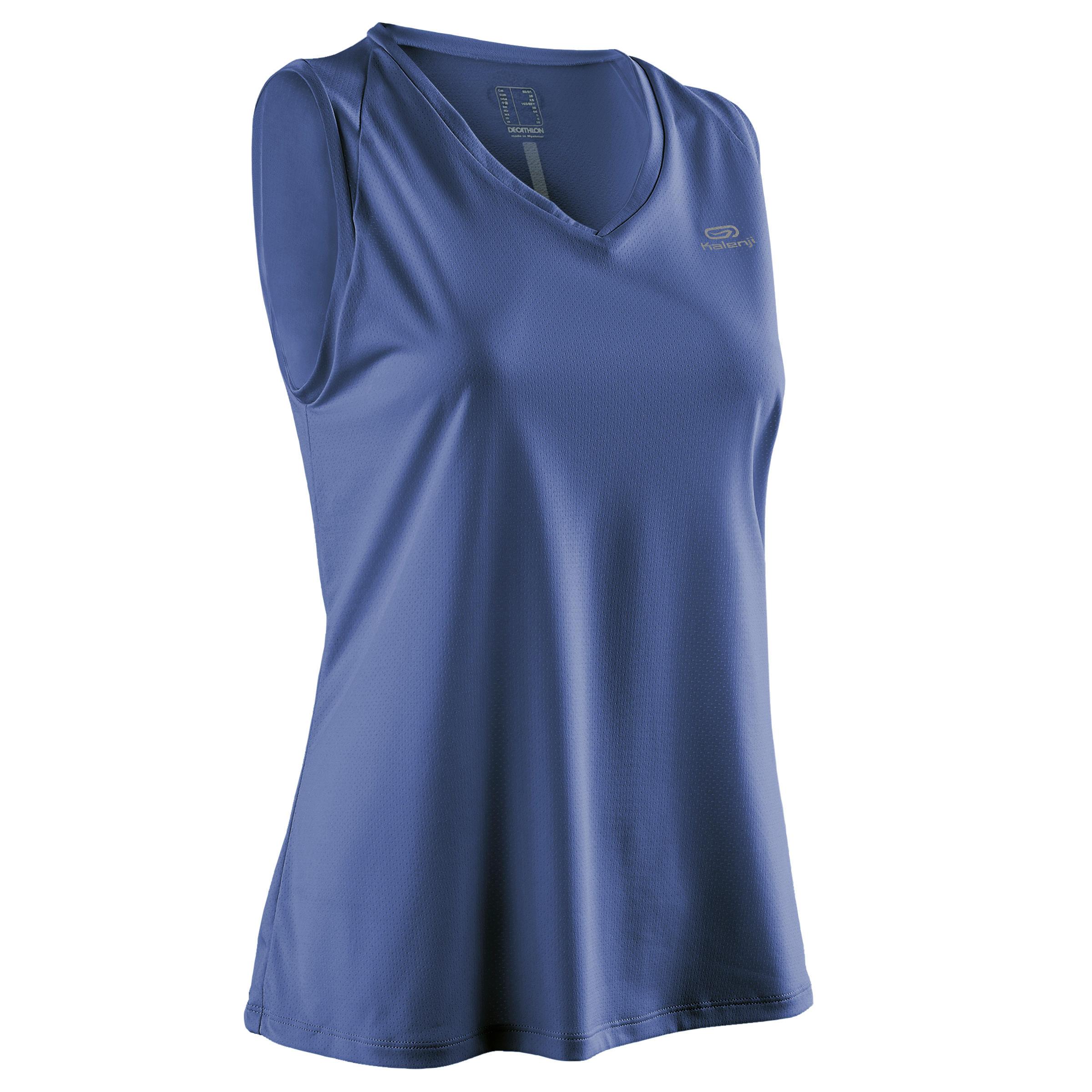 6801af79f8 Comprar Camisetas de Running para Mujer   Decathlon