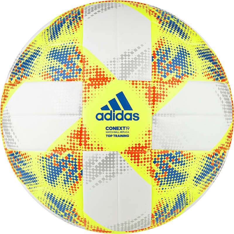 11 FOOTBALL BALLS Football - Conext 19 Euro Qualifiers ADIDAS - Football