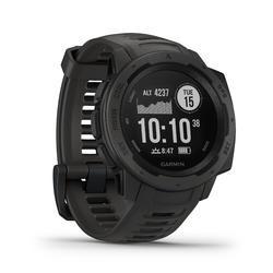 Reloj GPS Multideporte Garmin Instinct Negro con Pulsómetro Muñeca