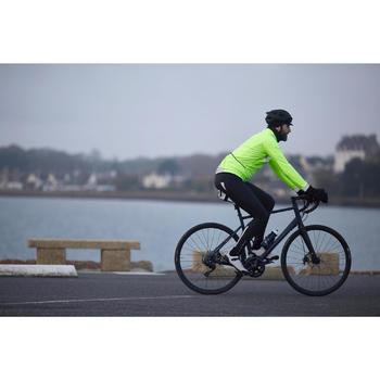 Collant vélo à bretelles RC500 noir