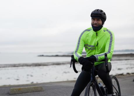 hoe beschermen tegen de kou op de fiets?