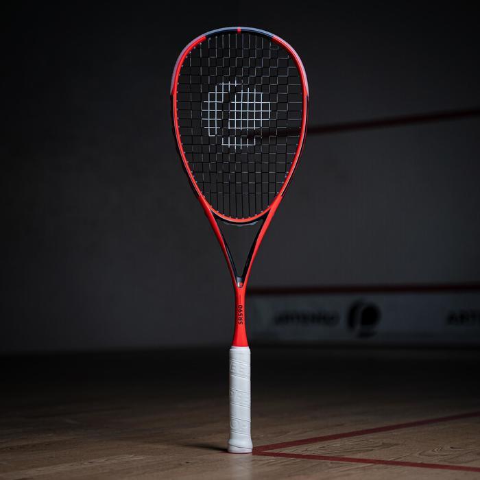 SR 590 Control Squash Racket - 135g