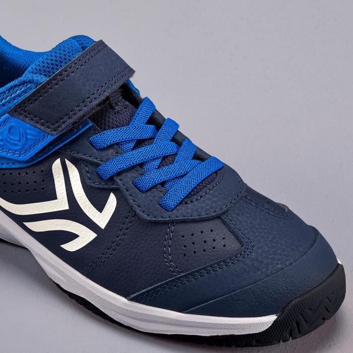Tennisschuhe TS160 Turnschuhe Kinder marineblau