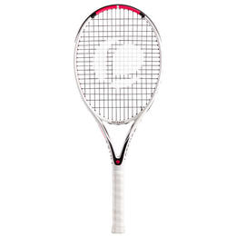 Adult Tennis Racket TR160 Graph - White