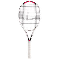 Adult Tennis Racket TR160 Graph - White