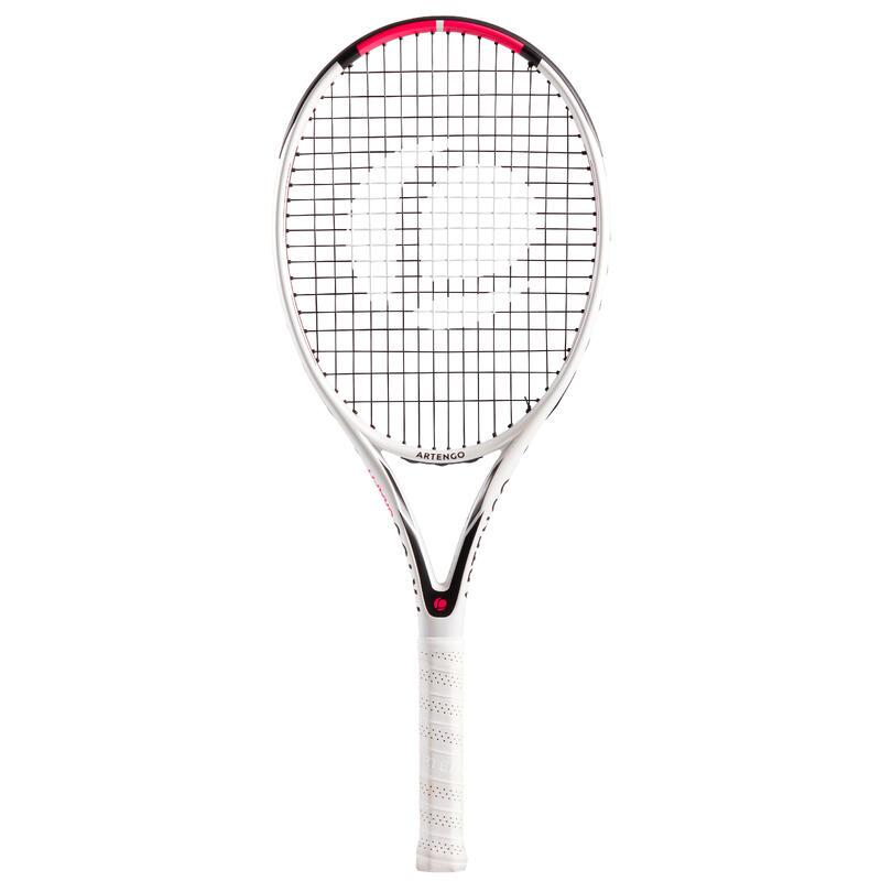 Raqueta de Tenis Artengo TR160 Graph Adulto Blanco (270GR)