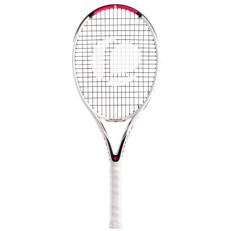 RAKETY PRO ZAČÁTEČNÍKY A POKROČILÉ RAKETOVÉ SPORTY - RAKETA TR160 GRAPH BÍLÁ ARTENGO - Tenis