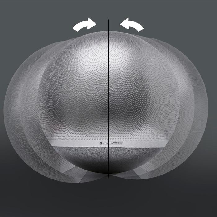 Stable Swiss Ball - Grey
