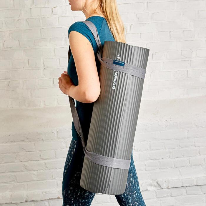 tapis de sol confort fitness 180cmx63cmx15mm