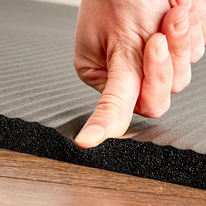 Gymmatje voor pilates 900 Comfort maat L 20 mm grijs