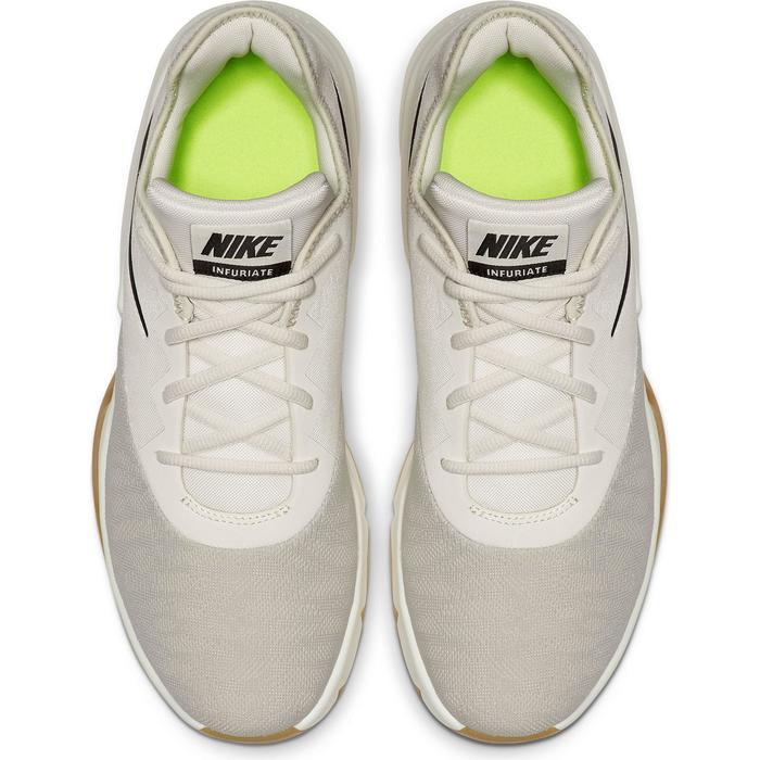 Basketbalschoenen Nike Air Max Infuriate III wit (volwassenen)