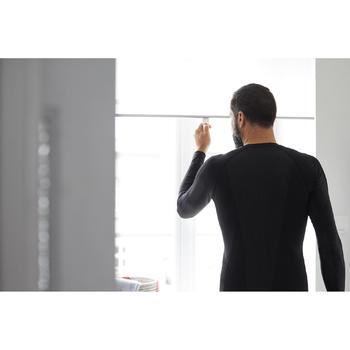 SOUS-VETEMENT VÉLO TRAINING MANCHES LONGUES Noir