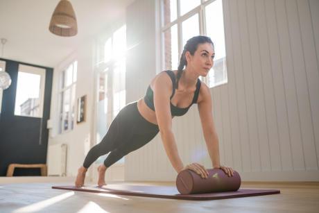 foam roller accessoires pilates