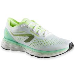 Zapatillas Running Kalenji Kiprun KS Light Mujer Blanco/Verde