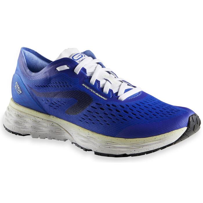 Hardloopschoenen voor dames Kiprun KS Light blauw