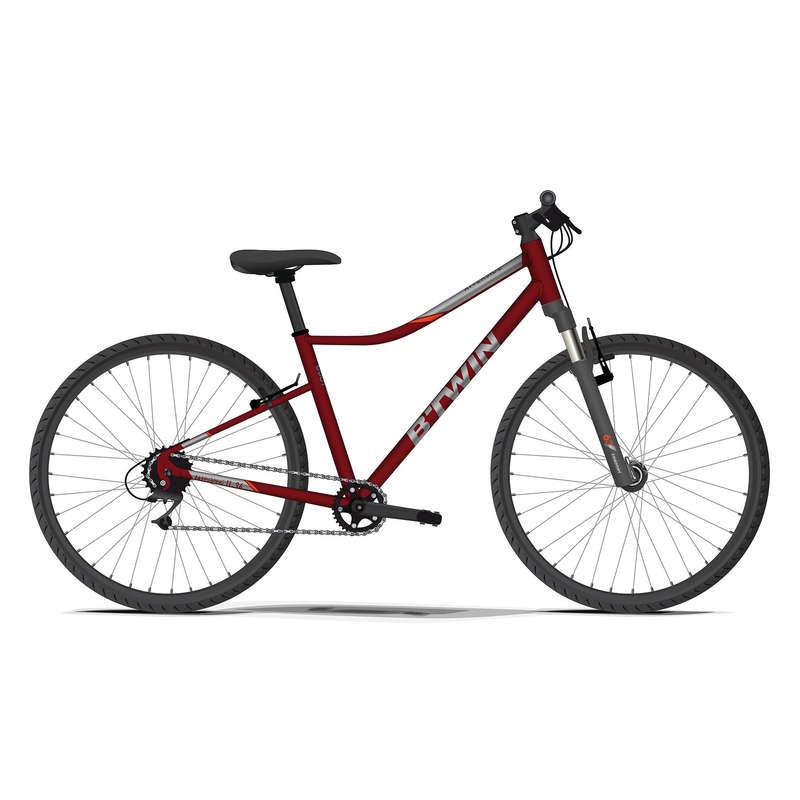 HYBRIDCYKEL LÅNGTURER Cykelsport - RS500 C5 V2 RIVERSIDE - Cyklar