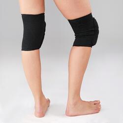 Women's Modern and Urban Dance Knee Pads - Black