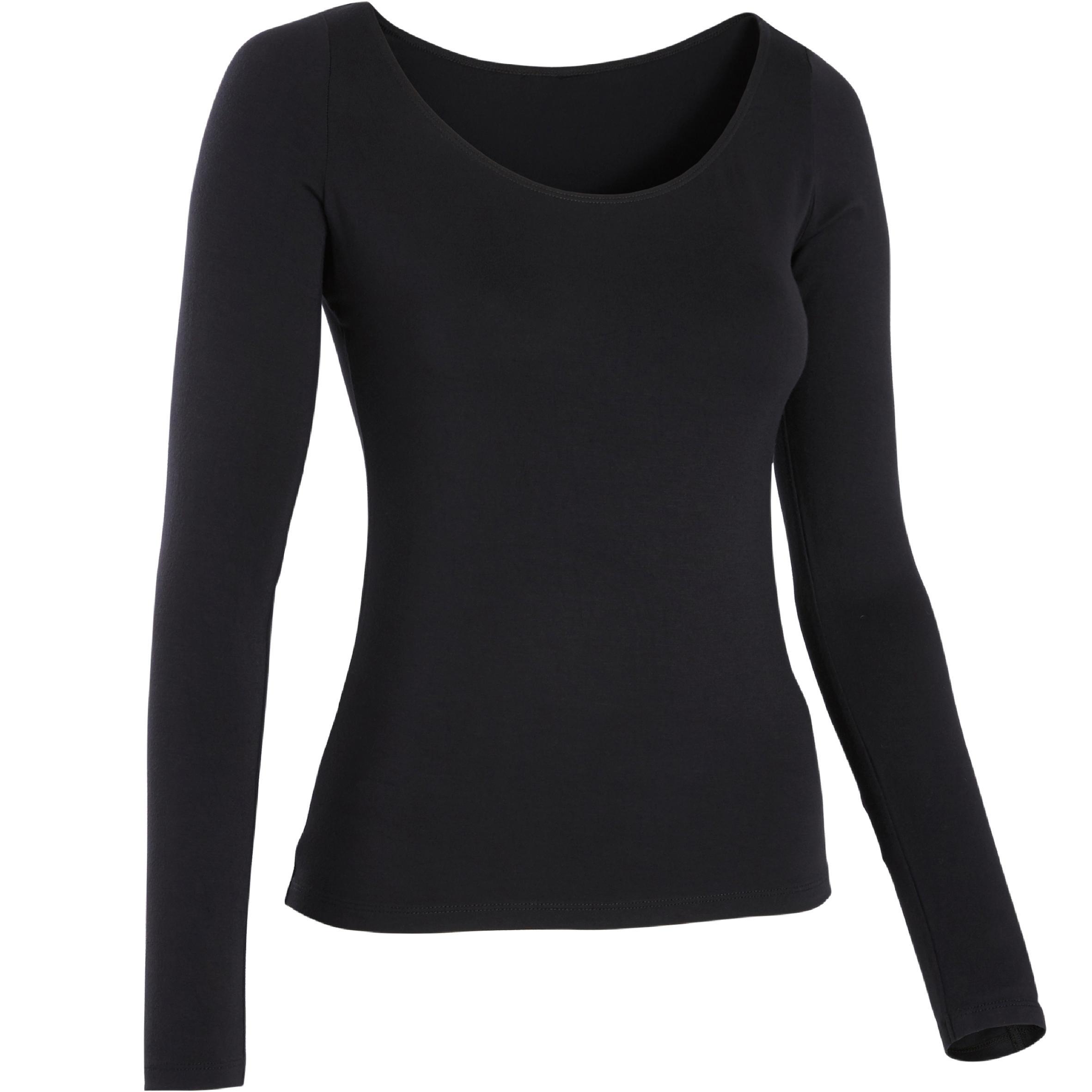 Bluză Dans negru Damă