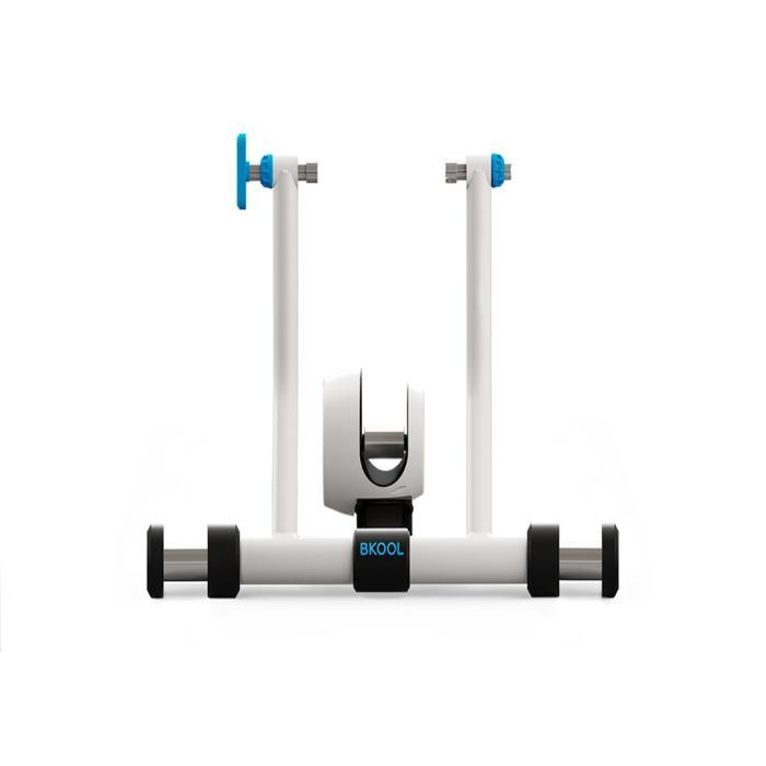 Rodillo Bkool Smart Go Blanco/Azul