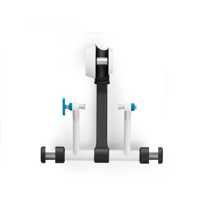 Rodillo Entrenamiento Home Trainer Bkool Smart Go Blanco/Azul