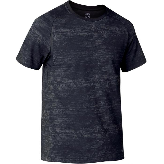 T-Shirt 540 Free Move Gym homme gris foncé printé