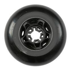 4 ruedas roller freeride MF 76 mm 86A