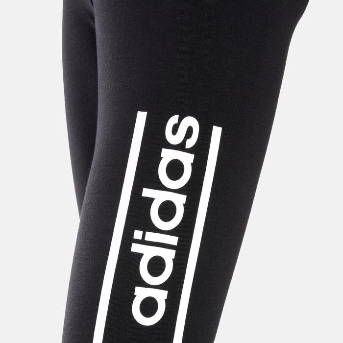 Legging Adidas slim femme noir