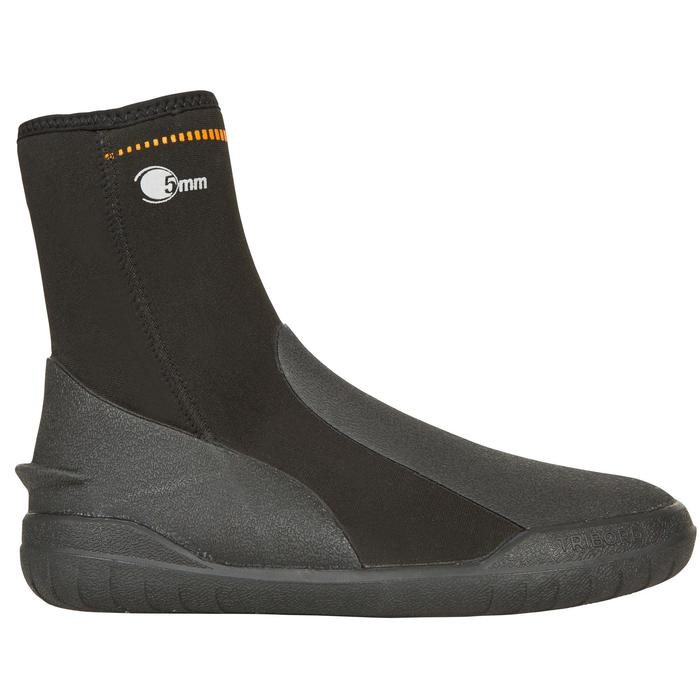 SCD Scuba Diving 5 mm Neoprene Boots 500