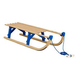 Opklapbare houten slee 100 cm Decathlon