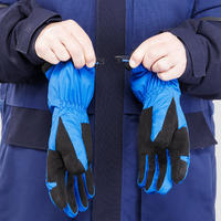 Arctic 500 Trekking Warm Glove Black